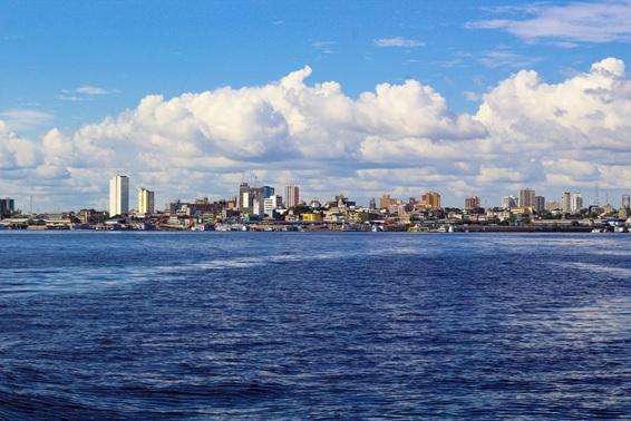 local da primeira universidade brasileira - Manaus - Infopedagógica